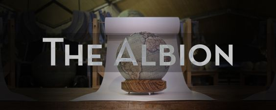 Bellerby & Co. Globemakers Home page