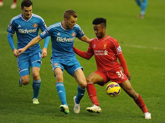 Liverpool 0 Sunderland 0