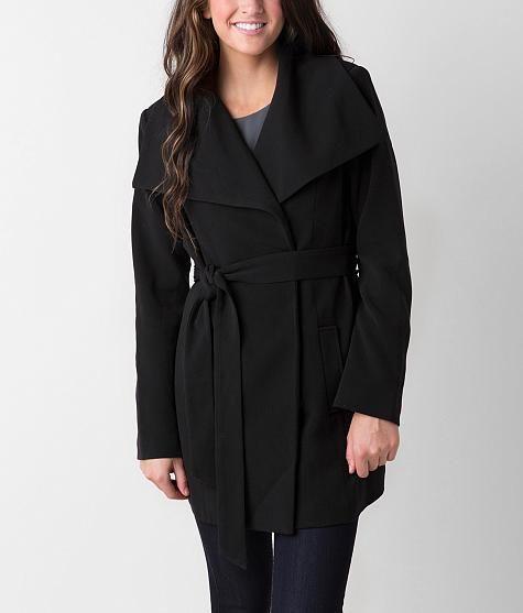 Large Ashley Oversized Collar Coat