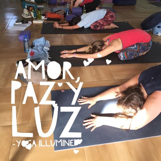 Amor, Paz y Luz #love #peace #light #YogaIllumined #Yoga #YYT #RYT200 #200Hour #YogaTeacher #TeacherTraining #YogaStudio #YogaClasses #YogaTraining #YogaTeacherTraining #YogaInstructor #YogaAlliance #YogaTrail #Austin #ATX #Texas #CastleHillFitness #CastleHillYoga   www.yogaillumined.com