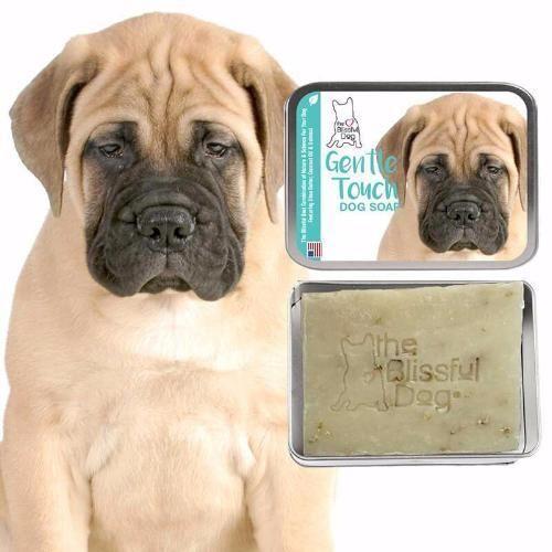 Bullmastiff Gentle Touch Puppy Soap Dog Shampoo Puppy Shampoo