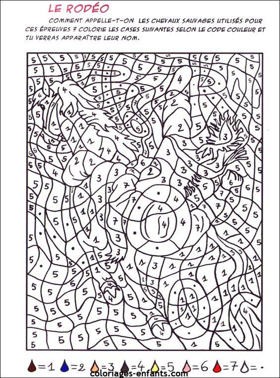 Coloriage magique cycle 2 coloriage magique pinterest - Coloriage magique cycle 2 ...