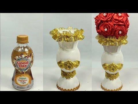 Ide Kreatif Dari Botol Plastik Bekas Best Out Of Waste Plastic
