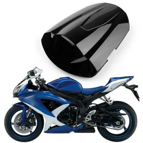 Rear Seat Fairing Cover Cowl For Suzuki GSXR1000 K7 2007-2008 Blue