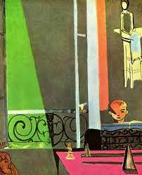 La leçon de piano (1916) -  Henri Matisse