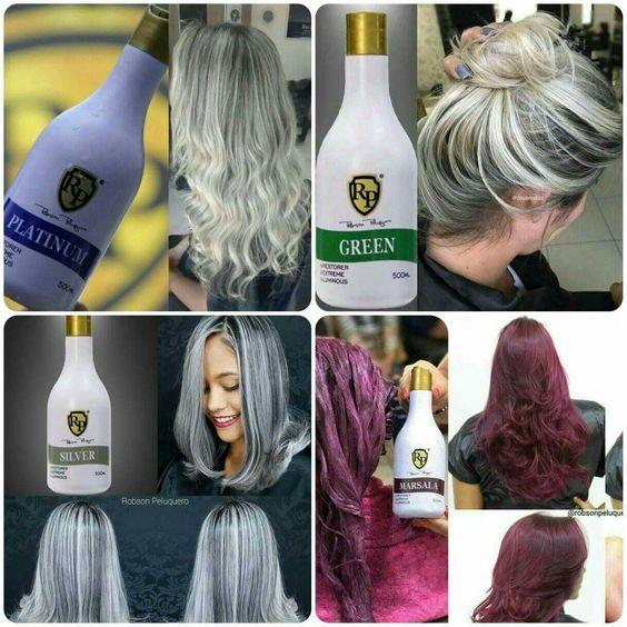 Felizmente há uma variedade significativa de tons de Matizadores, cada um com sua finalidade para cada tipo de cabelo. Você pode encontrar Matizador Preto, Castanho, Loiro, Vermelho, Acinzentado e por aí vai.