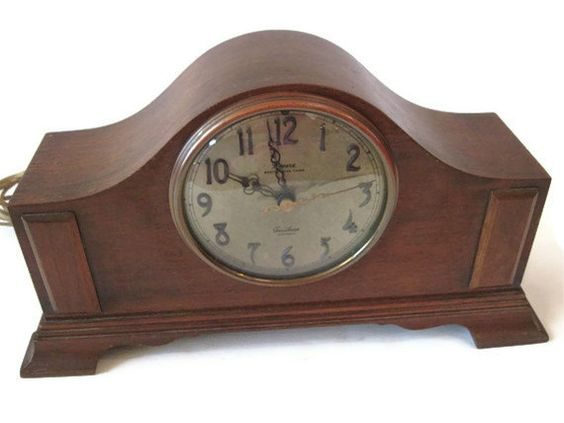 Revere Westminster Chime Clock Self Starting by PhotosPast on Etsy, $28.00