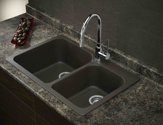 Sink Blank : ... sink faucets kitchen cabinets undermount granite blank sink scrub sink