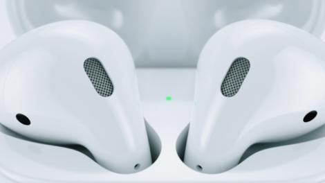 Apple AirPods wave goodbye to the headphone jack