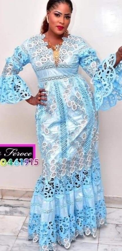 Robe Senegalaise In 2020 Latest African Fashion Dresses African Maxi Dresses African Fashion Dresses
