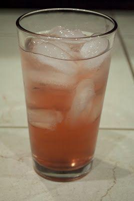 Wild Thing     (1 1/2 shots vodka  1/2 shot rum  1/2 shot triple sec  dash of lime juice  dash of sweet & sour mix  2 1/2 shots cranberry juice)