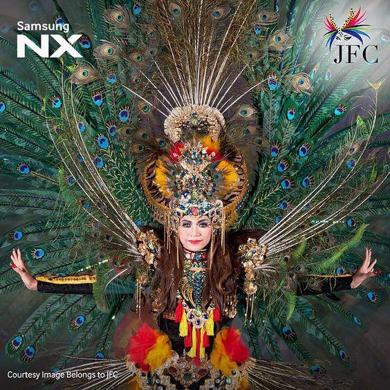 Jember Fashion Carnaval adalah acara perayaan tahunan karnaval terbesar di Indonesia dengan menampilkan berbagai macam trend kostum dengan perpaduan budaya Indonesia yang diselenggarakan di Kota Jember, Jawa Timur.: