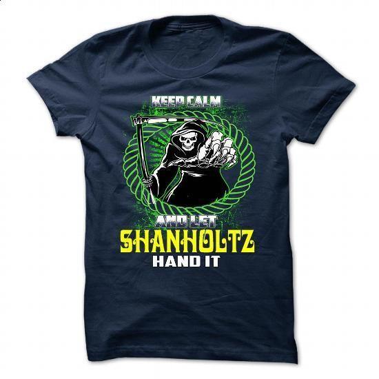 SHANHOLTZ - #gift for friends #funny shirt