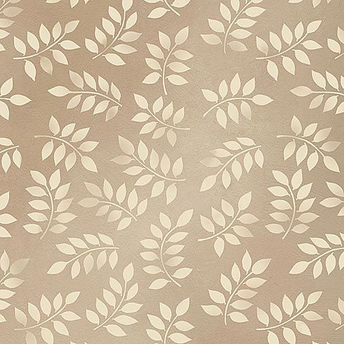 Leaf pattern wall to wall carpet carpet vidalondon for Floral pattern wall to wall carpet