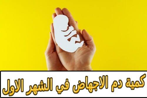 كمية دم الاجهاض في الشهر الاول Thumbs Up Thumb