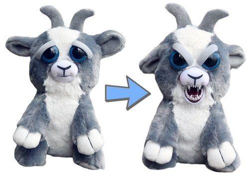 Feisty Pets Junkyard Jeff The Goat Animal Plush Toys Plush Stuffed Animals Plush Animals