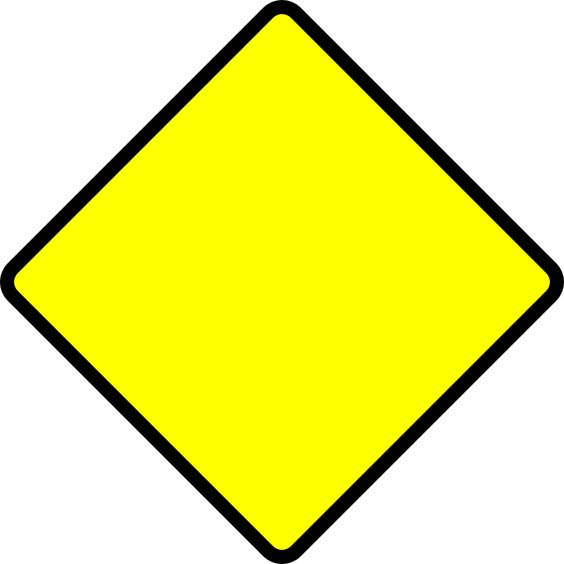 blank street signs   Blank Road Sign clip art   Travel ...