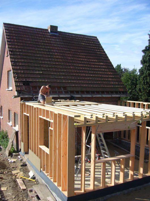 Construire Sa Maison Ossature Bois Soi Meme