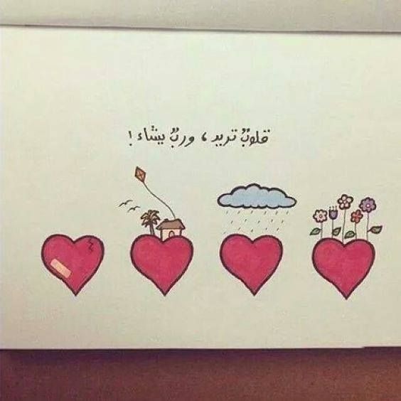 قلوب تريد ورب يشاء Arabic Quotes Beautiful Arabic Words Photo Quotes