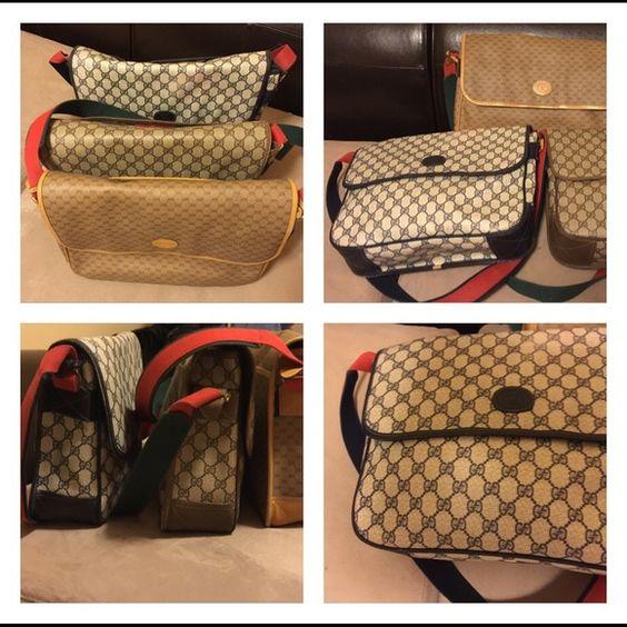 celine nano mini tote - Three Vintage Gucci Tote Bags Hard to find | Gucci Handbags, Hard ...