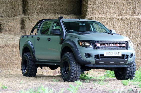 This Ford Truck Modifications Just Blow My Mind Ford Ranger