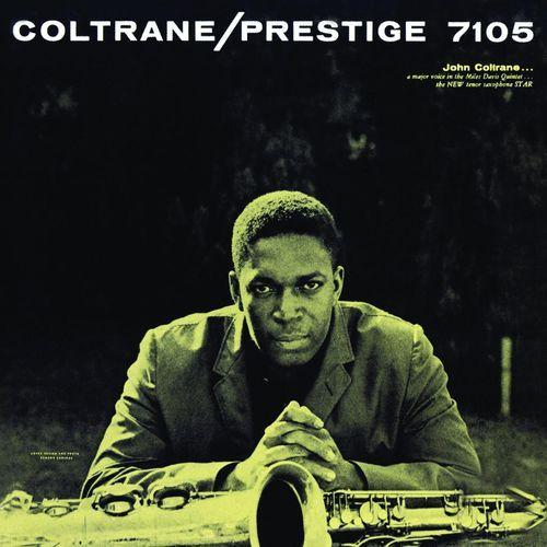 John Coltrane - Coltrane  Prestige LP 7105 - Enregistré le 31 mai 1957 - Sortie en 1957  Note: 6/10