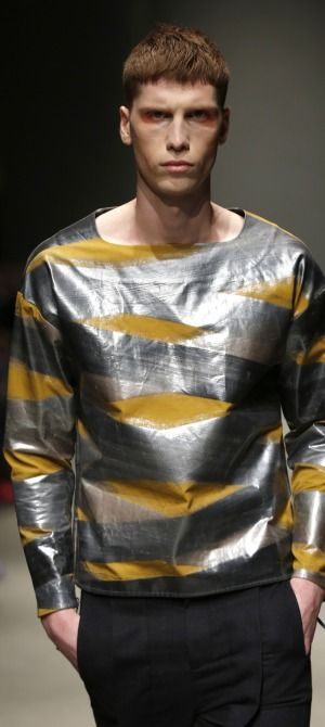 Giray Sepin - Runway - Mercedes Benz Fashion Week Istanbul Fall/Winter 2015 Otoño Invierno #Menswear #Moda Hombre #Trends #Tendencias