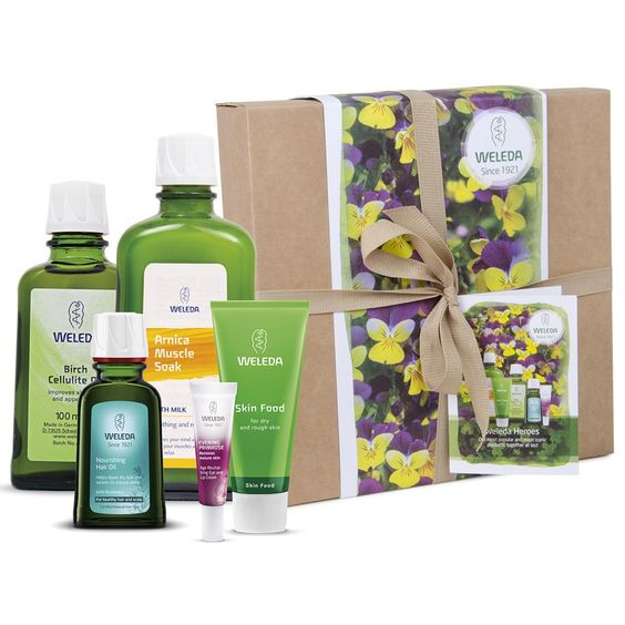 Buy Weleda Heroes Gift Box , luxury hair care, skincare and cosmetics at HQHair.com, with Free Delivery.