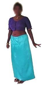 Comment se draper dans un sari