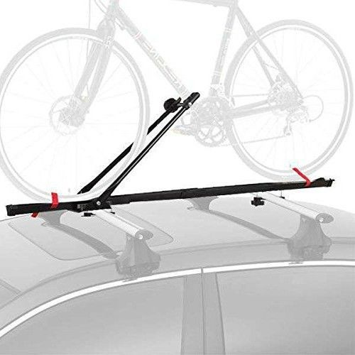 1 Bike Car Roof Carrier Rack Stand Bicycle Racks With Lock