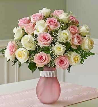 Beautiful roses arrangements
