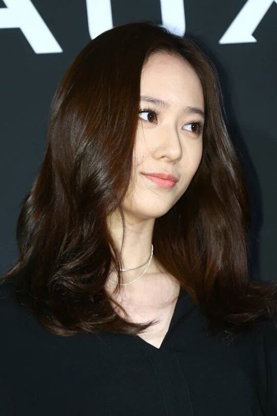 hair goals   krystal jung   2016 the one with beauty