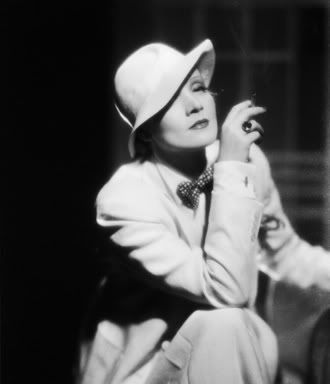 Marlene Dietrich, great photo