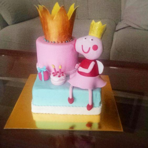 2 cumple Inés (segunda mini tarta)
