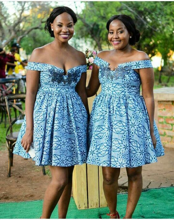 shweshwe designs and styles 2018