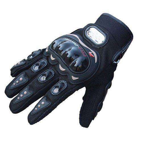 Towall Black Short Sports Leather Motorcycle Motorbike Summer Gloves - http://ridingjerseys.com/towall-black-short-sports-leather-motorcycle-motorbike-summer-gloves/