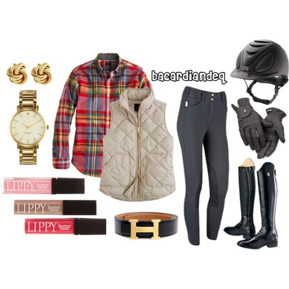 """""""P for Plaid Prep"""" by bacardiandeq on Polyvore"""