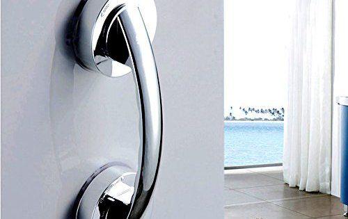 Poignée de Baignoires Barre du0027appui Ventouse Douche Portable Poignée - antiderapant salle de bain