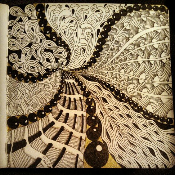 Black Pearls - http://fc00.deviantart.net/fs71/f/2012/363/e/b/my_zendoodle_365_project__day_74_by_nadik-d5pj9eu.jpg