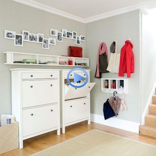 Modern Hallway Furniture, Hallway Storage Furniture Ideas