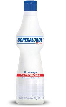 Álcool Gel Coperalcool Bactericida 70 - Zulu BioClassi