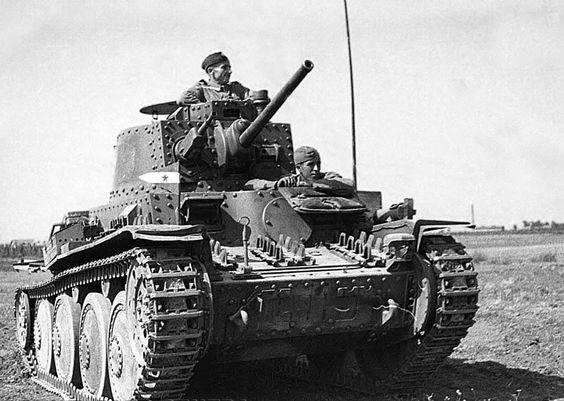 PzKpfw 38 (t) – Yugoslav Army, 1945