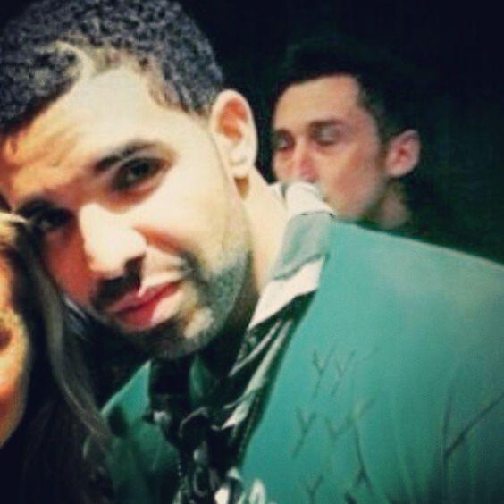 """ #6ix #Drake #stpatricksday"""