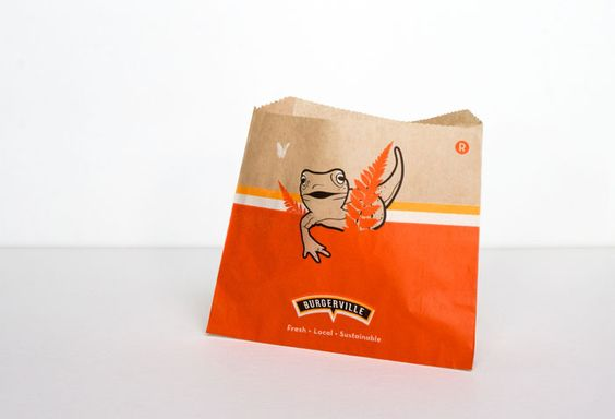 Burgerville Sustainable Packaging