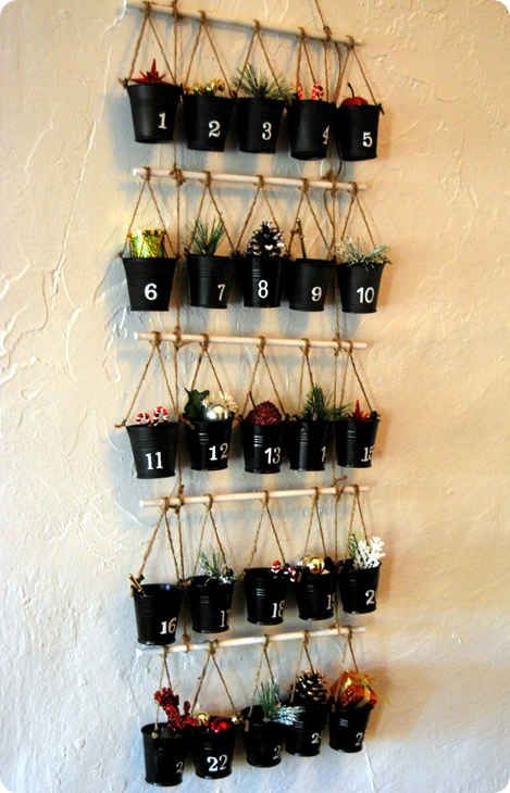 The Potted Plant Advent Calendar