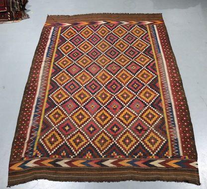 Vintage Afghan Kilim (Ref 182) 435x289cm