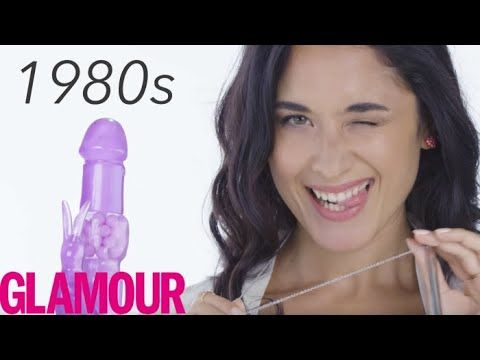 Sex toy review video