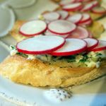 http://www.madiganmade.com/2010/07/radish-and-butter-crostini.html