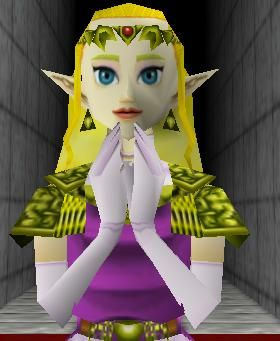 Zelda Adult Game 77