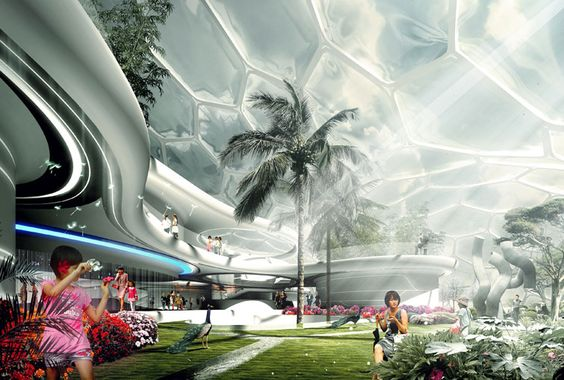 Beijing Future Home Pavilion | LAVA
